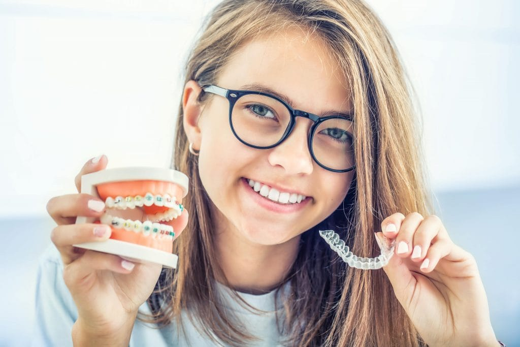 invisalign or traditional braces